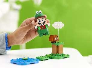 LEGO revela novos brinquedos de Super Mario; confira