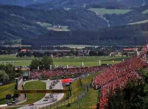 GP da Áustria de F1 pode ter 140.000 espectadores