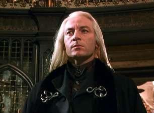 Homenagem macabra: entenda como ator compôs Lúcio Malfoy em Harry Potter