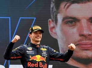 """Verstappen cutuca Hamilton e garante: """"Mais pilotos poderiam ser heptacampeões"""""""