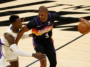 Chris Paul é liberado e enfrenta Clippers no Jogo 3