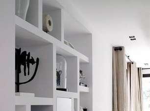 Estante de Gesso: +64 Ideais Perfeitas para Otimizar e Decorar sua Casa