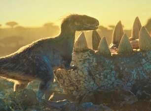 """Teaser do novo """"Jurassic World"""" mostra luta de dinossauros"""