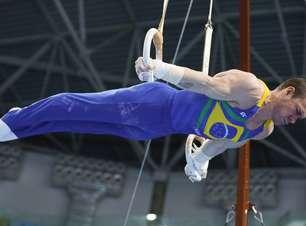Brasil leva 3 pódios na Copa do Mundo de ginástica artística