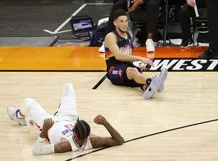 Suns derrota Clippers e fica a uma vitória da final da NBA