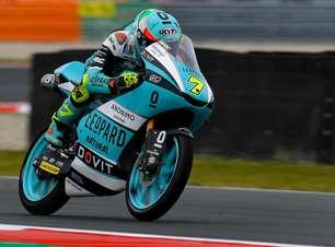 Foggia resiste a ataques e vence movimentado GP da Holanda de Moto3. Acosta é quarto