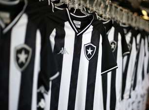 Botafogo terá frase 'Amor é amor' na camisa contra o Vitória