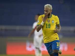 Seleção faz 1º treino para duelo decisivo na Copa América