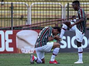 Com 153 gols, Fred iguala marca de Edmundo no Brasileirão