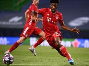 Bayern de Munique: Coman passou por cirurgia cardíaca
