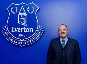 Ex-Liverpool, Rafa Benítez assume o comando do Everton