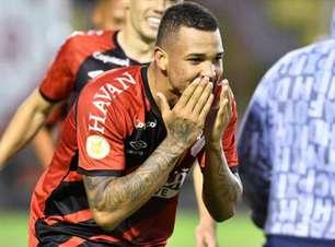 Goleada sobre o Fluminense foi o maior resultado do Athletico como visitante no confronto