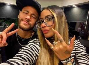 Irmã defende Neymar e xinga árbitro de Brasil x Chile