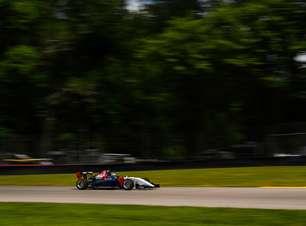 De ponta a ponta, Rasmussen vence corrida 1 da Pro 2000 em Mid-Ohio