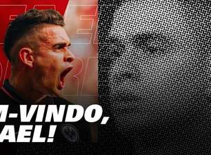 Especulado no Palmeiras e Grêmio, Borré assina com Frankfurt