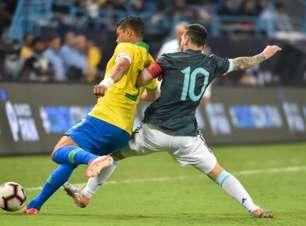 Brasil x Argentina: saiba onde assistir, prováveis escalações e palpites