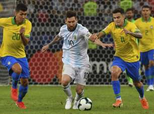 Contra o Brasil e contra os tabus: Argentina tentará quebrar escritas para ser campeã da Copa América