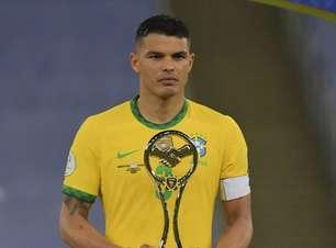 Thiago Silva dá recado a quem torceu contra Brasil em final