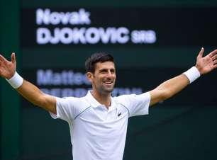 Djokovic vai estar na Olimpíada em busca de feito inédito