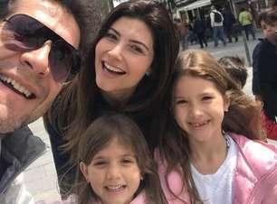 Cantor Daniel e esposa anunciam que esperam mais uma menina