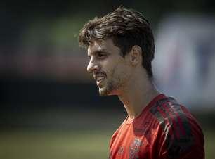 Sem Rodrigo Caio, Flamengo divulga lista para a Libertadores