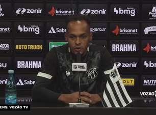 """CEARÁ: Bruno Pacheco espera que equipe saiba valer do mando de campo para conquistar os três pontos contra o Athletico-PR: """"Temos que nos impor em casa"""""""