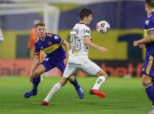 Nacho fala de sentimento especial em confronto contra o Boca Juniors pela sua história no River: 'quis dar o meu melhor'