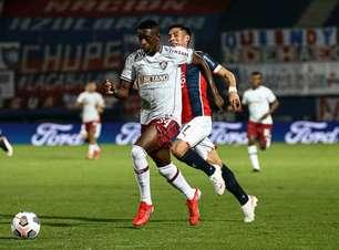 Luiz Henrique se recupera após queda e reforça importância de Xerém para o Fluminense