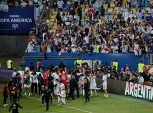 Argentinos usaram PCR falso na final da Copa América