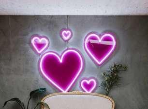 Luz Neon: +67 Ideias Mágicas para Iluminar sua Casa