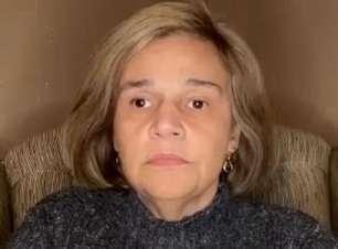 "Claudia Rodrigues apresenta ""aviso de possível surto de esclerose múltipla"""