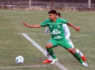 Titular na primeira vitória da Chapecoense no Sub-20, Bruno diz: 'Triunfo importante'