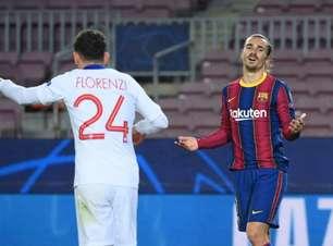 Troca entre Barcelona e Atlético envolvendo Griezmann e Saúl é cada vez mais improvável de acontecer