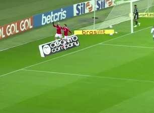 SÉRIE A: Gol de Internacional 1 x 0 Juventude