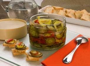 Alimentos em conserva: aprenda a preparar receitas deliciosas