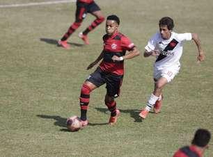 Flamengo e Vasco empatam na Taça Guanabara Sub-20, e Rubro-Negro se mantém na liderança