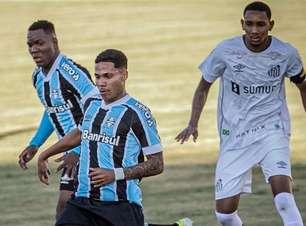 Lucas Alves comemora grande início de Brasileirão Sub-20 por parte do Grêmio