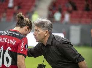 Com 100% no Flamengo, Renato é o segundo técnico com mais vitórias na história da Libertadores; veja ranking