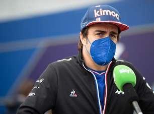 Retornar com a McLaren F1 teria sido mais fácil, diz Alonso