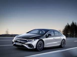 Mercedes lançará apenas modelos elétricos a partir de 2025
