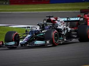 """Mercedes destaca atualizações na Inglaterra que deram """"alguma vantagem contra Red Bull"""