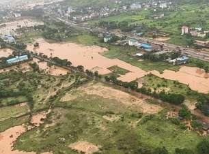 Deslizamentos de terra deixam 36 mortos e dezenas de desaparecidos na Índia