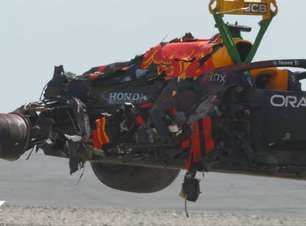 Red Bull F1 diz que danos ao carro de Verstappen custaram US$ 1,8 milhão
