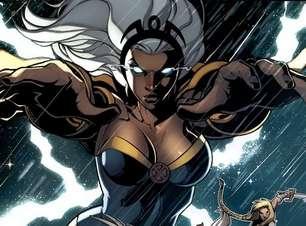 Pantera Negra 2 | Arte imagina Michaela Coel como Tempestade