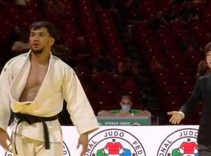 Judoca que desistiu dos Jogos para evitar rival é suspenso