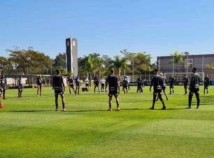 Corinthians encerra preparação para enfrentar o Cuiabá; confira provável escalação