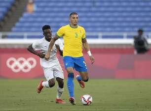 Diego Carlos destaca garra após empate com um a menos