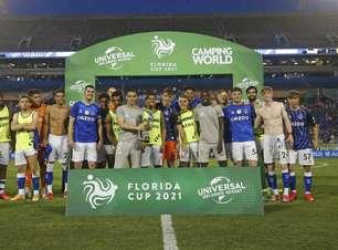 Em emocionante decisão por pênaltis, Everton bate Millonarios e conquista a Florida Cup 2021