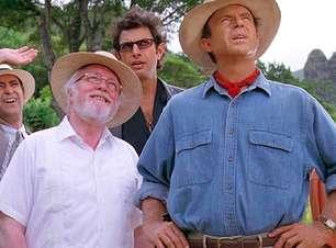 Por que Steven Spielberg não aceitou outro diretor em Jurassic Park