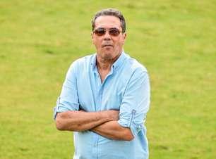 Luxemburgo nega contato com Botafogo e esclarece conversa com presidente do Cruzeiro